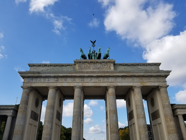 Peter '19: Looking Back at Berlin